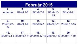 Február 2015