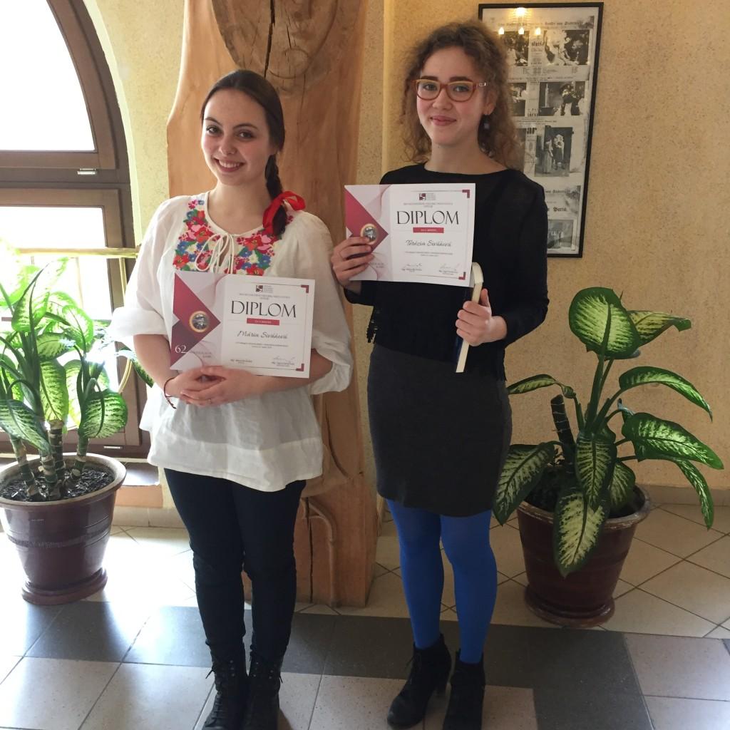 bdca0bbe8 Odborná porota ocenila Terezkinu interpretáciu básne Martina Kočiša txt.txt  1. miestom a postupom do krajského kola vo Svidníku. Srdečne blahoželáme.